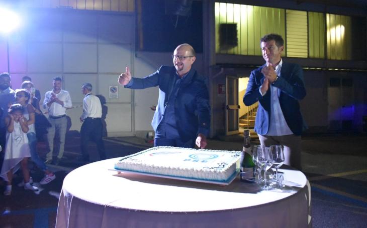 50° anniversario aziendale